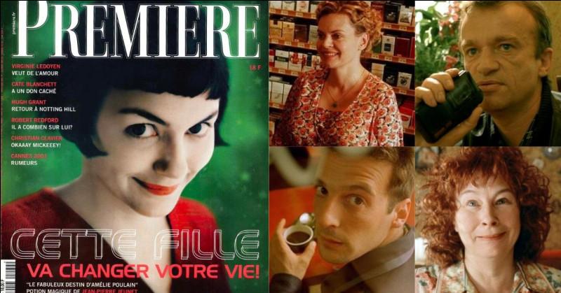 """On me remarque dans les films """"Le fabuleux destin d'Amélie Poulain"""" et """"Un long dimanche de fiançailles"""".Qui suis-je ?"""