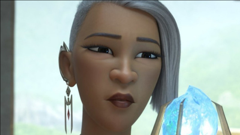 Virana est la mère de Namaari.
