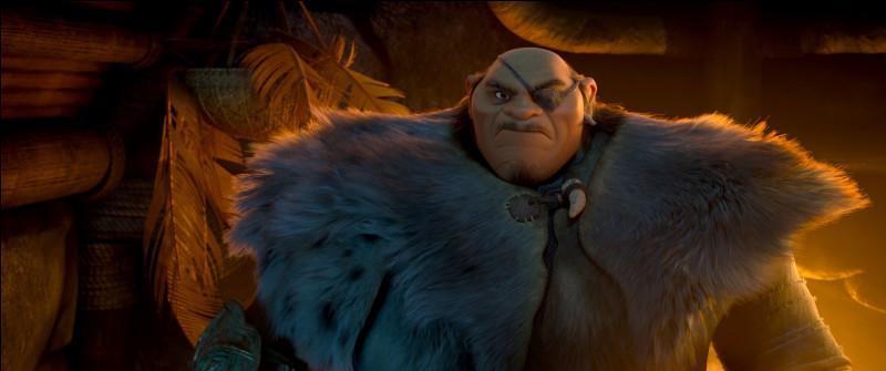 """Tong vient du peuple nommé """"Cœur de Dragon""""."""