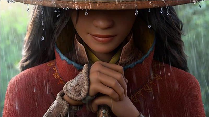 """Raya vient d'un peuple nommé """"Cœur de Dragon""""."""