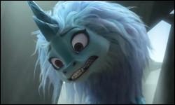 Le dragon que trouve Raya se nomme Sisu.