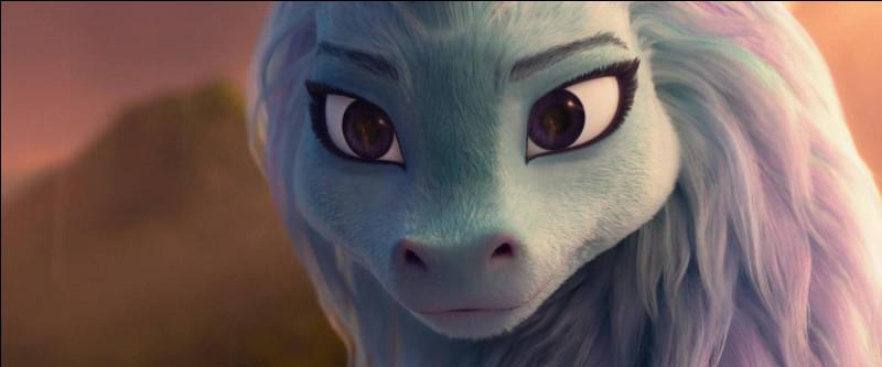 Les dragons dans le film sont des dragons asiatiques.