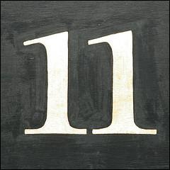 Dans quelle série l'un des personnages principaux se fait-il appeler Onze ?