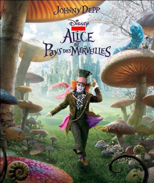 """""""Alice au pays des merveilles"""" est un film réalisé par..."""