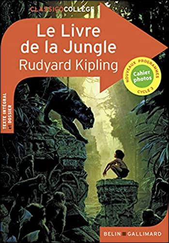 """De quand date """"Le Livre de la jungle"""" (roman) ?"""