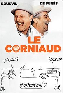 """Je suis interprète dans """"Le Corniaud"""" et """"Le Cercle rouge"""".Mon nom est :"""