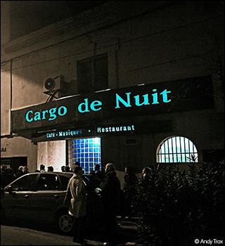 "Qui chante ""Cargo de nuit"" ?"