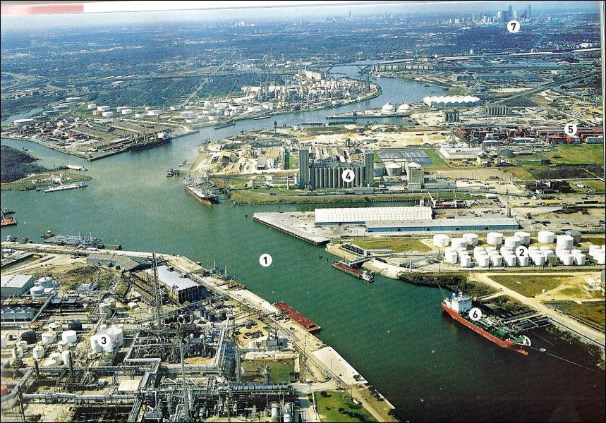 Quelle est la principale activité de ce port ?