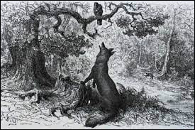 """Qui a écrit la fable """"Le Corbeau et le Renard"""" ?"""