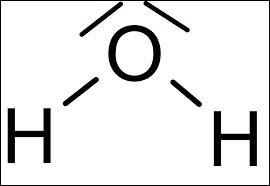 De quoi H2O est-elle la formule ?