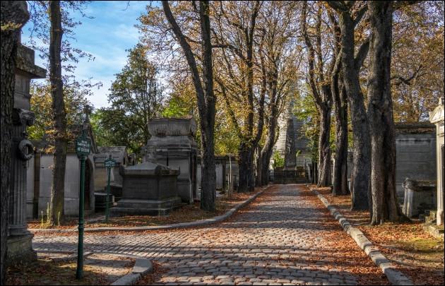 """Quand il ne s'agit pas du cimetière, que désigne """"le père-lachaise"""" entendu parfois à Paris ?"""