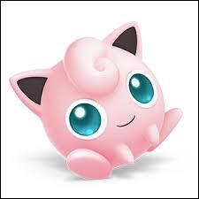 Comment s'appelle ce Pokémon rose de la première génération ?