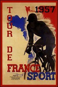 Qui a gagné le Tour de France en 1957 ?