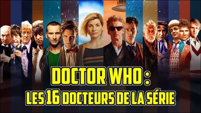 """Quand la série """"Doctor Who"""" fut-elle diffusée pour la première fois ?"""