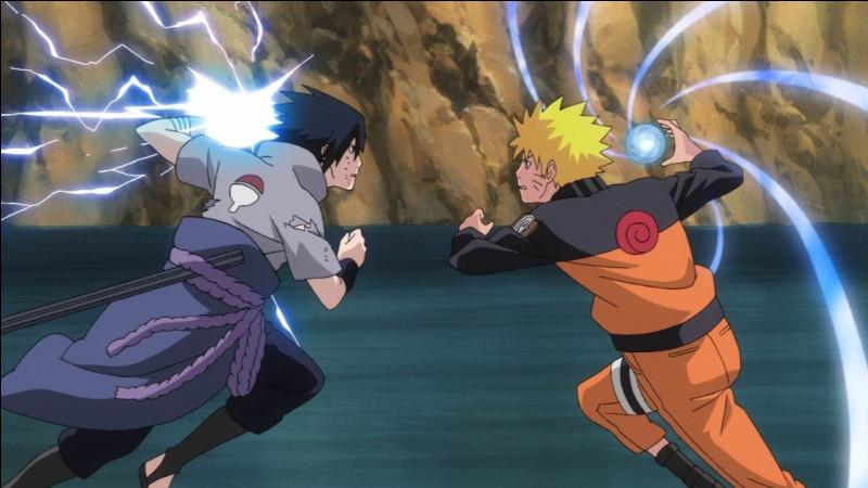 Contre qui Naruto va-t-il se battre ?