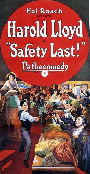 À quel romain cette affiche d'un film américain muet sorti en 1923 peut-elle vous faire penser ?