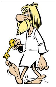 Rappelez-vous, Astérix et Obélix s'étaient cachés dans un de ses coffres. Quelle ville suisse pourrions-nous associer à ce banquier helvète ?