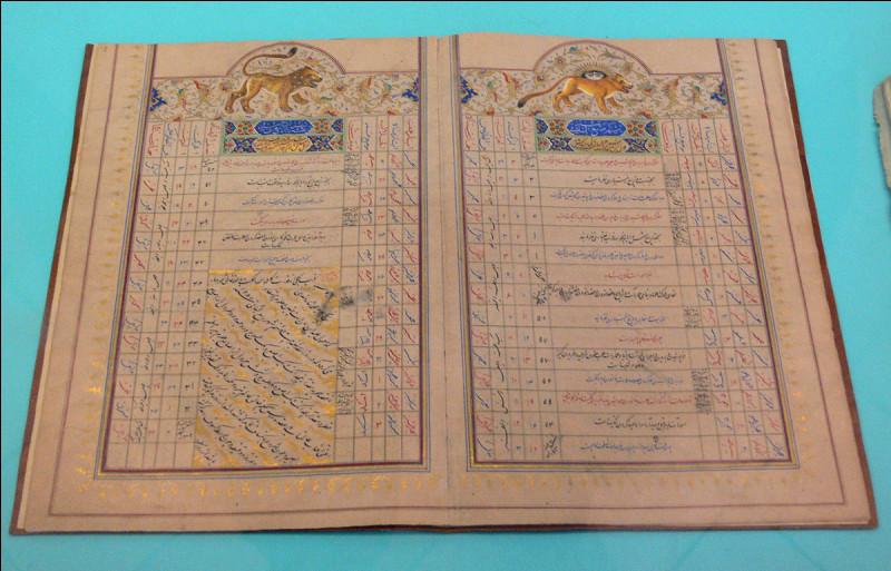 En quelle année a débuté le calendrier musulman ?