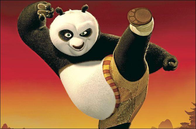 """Dans """"Kung Fu Panda"""", avant de devenir maître Kung Fu, où Pô travaillait-il ?"""