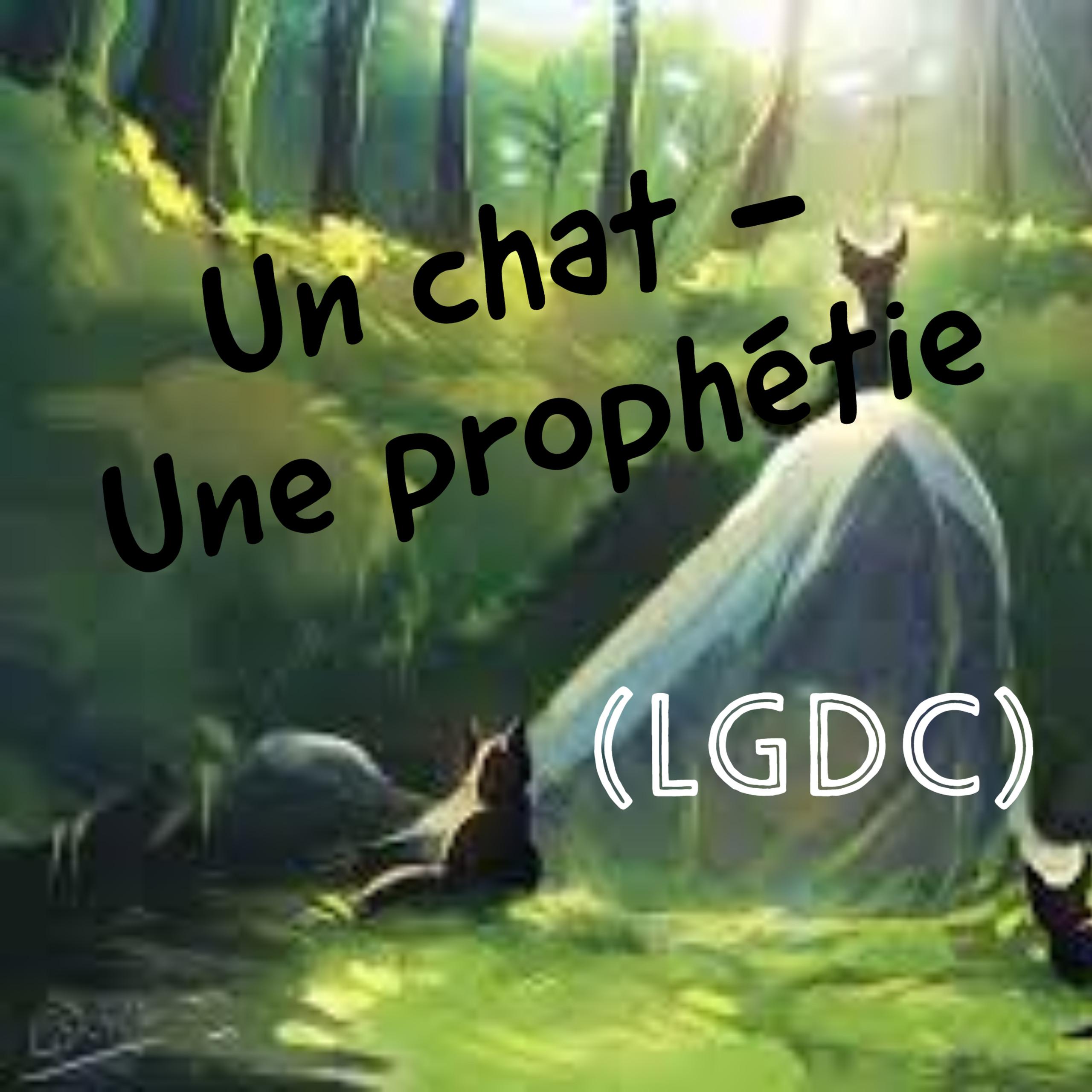Un chat - Une prophétie (LGDC)
