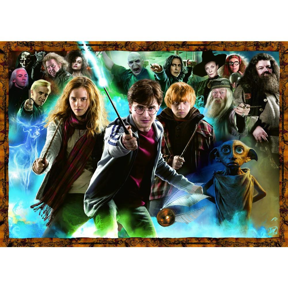 Harry Potter : Qui est-ce ? (1)