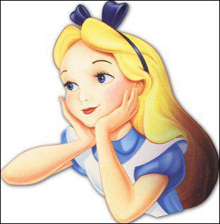 Qui est cette petite fille curieuse qui découvre un monde fantastique en suivant un étrange lapin blanc ?