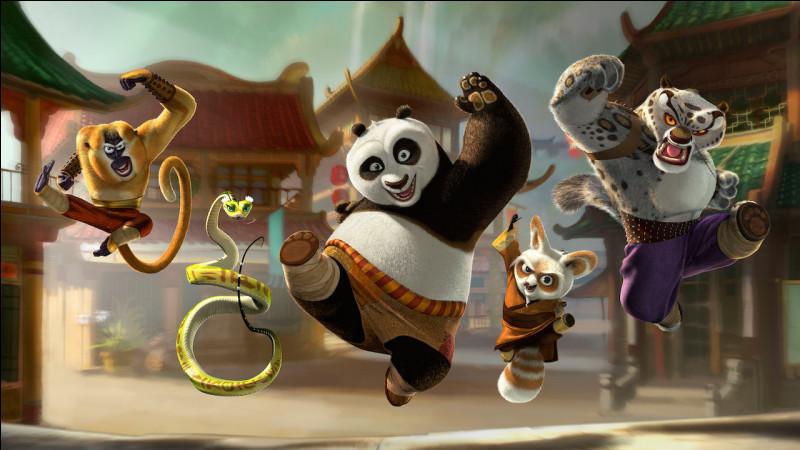 """Complétez le titre du film : """"Kung Fu...""""."""