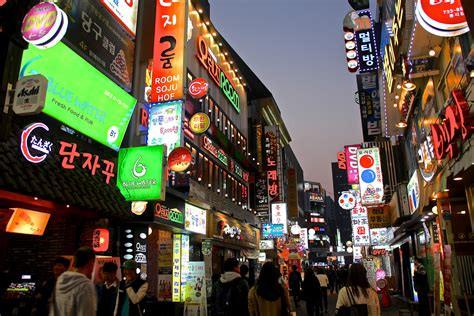 Vivras-tu en Corée ou au Japon ?