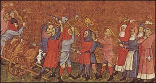 Quel nom portent les révoltes paysannes de 1358 ?