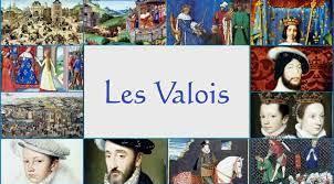 Les Valois (1328-1589)
