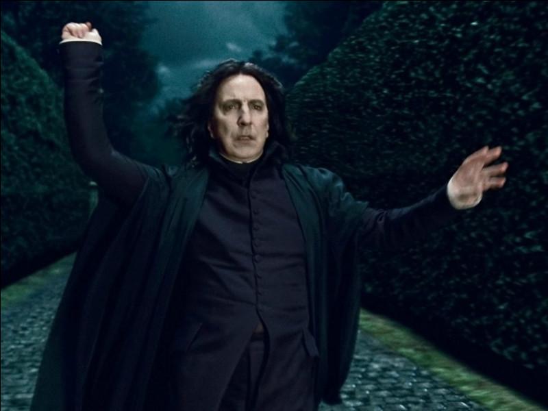 Connais-tu Severus Rogue ?