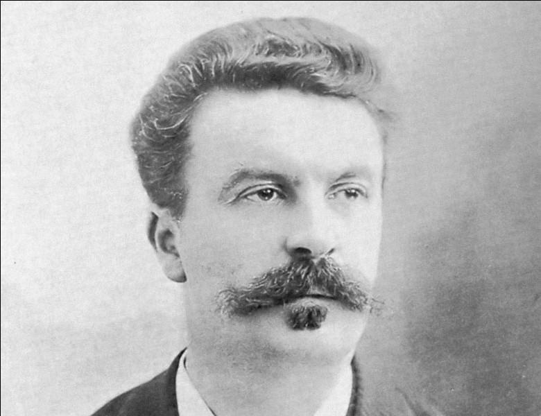 """Complétez le titre de cette nouvelle de Guy de Maupassant publiée en 1881 : """"... d'une fille de ferme""""."""