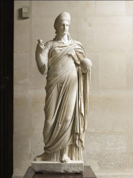 Quelle est cette déesse de la mythologie romaine ?