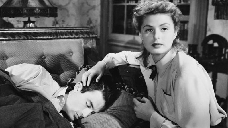 """""""La Maison du docteur Edwardes"""" sort en 1945, réunissant Gregory Peck et Ingrid Bergman. Quel thème est évoqué régulièrement tout au long du film ?"""