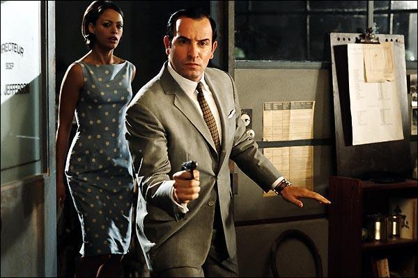 Quel est ce film avec Jean Dujardin ?