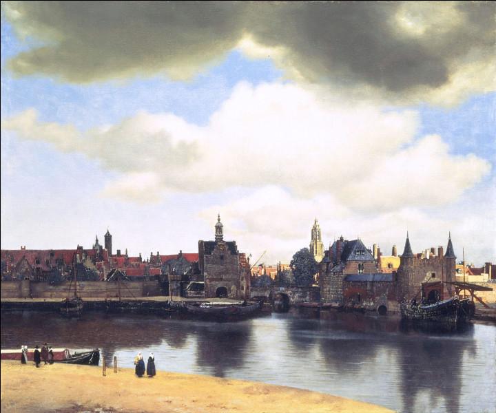 """Qui a peint """"Vue de Delft"""" ?"""
