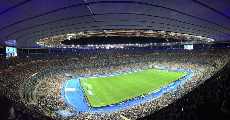 Dans quel stade aura lieu le match d'ouverture ?