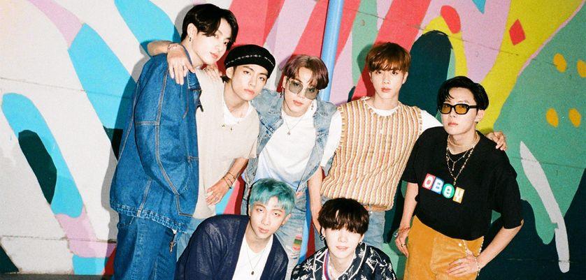 Leader de quel groupe de K-pop ?