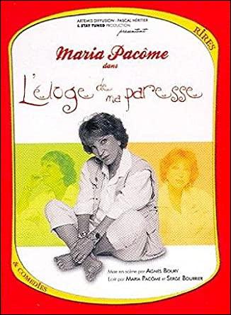 Dans quel film de Claude Zidi Maria Pacôme a-t-elle tourné ?