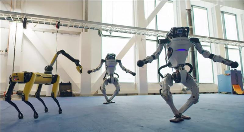 Quel écrivain de science-fiction a imaginé les trois lois de la robotique ?