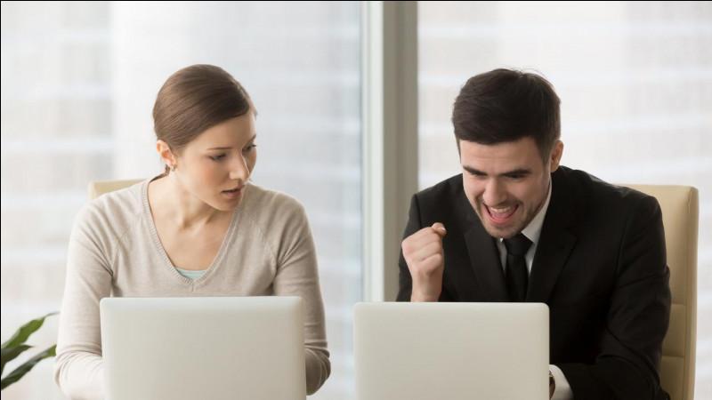 On peut observer ces préjugés sur les hommes et les femmes au travail car :