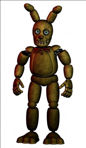 Quel personnage humain possèdera ce corps de robot ?
