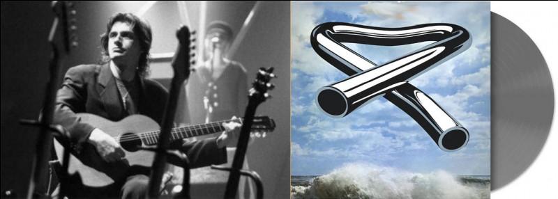 Le guitariste et multi-instrumentiste Mike Oldfield a donné à cet album le nom d'un instrument de musique. Lequel, en français ?