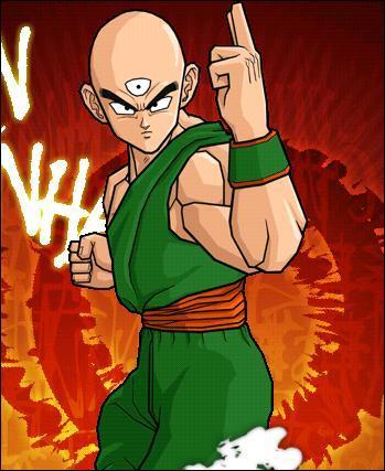 (Tenshinhan) Sous quels ordres était-il avant de devenir l'ami de San Goku ?