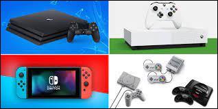 Tu souhaites acheter une console de jeux vidéo. Que fais-tu ?