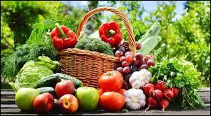Pour les fruits et les légumes, où vas-tu les acheter habituellement ?