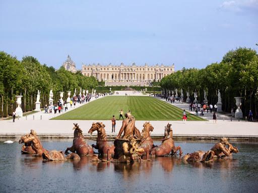 Quel bosquet des jardins du château de Versailles es-tu ?