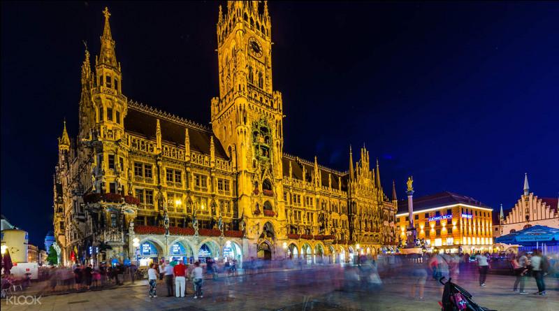 """Où se déroule la célèbre et traditionnelle fête de la bière """"Oktoberfest"""" ?"""