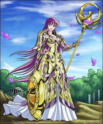 Quel est le nom de cette protagoniste qui possède une Armure mais n'est pas un Chevalier pour autant ?