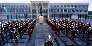 Qui a fondé l'École spéciale militaire de Saint-Cyr ?